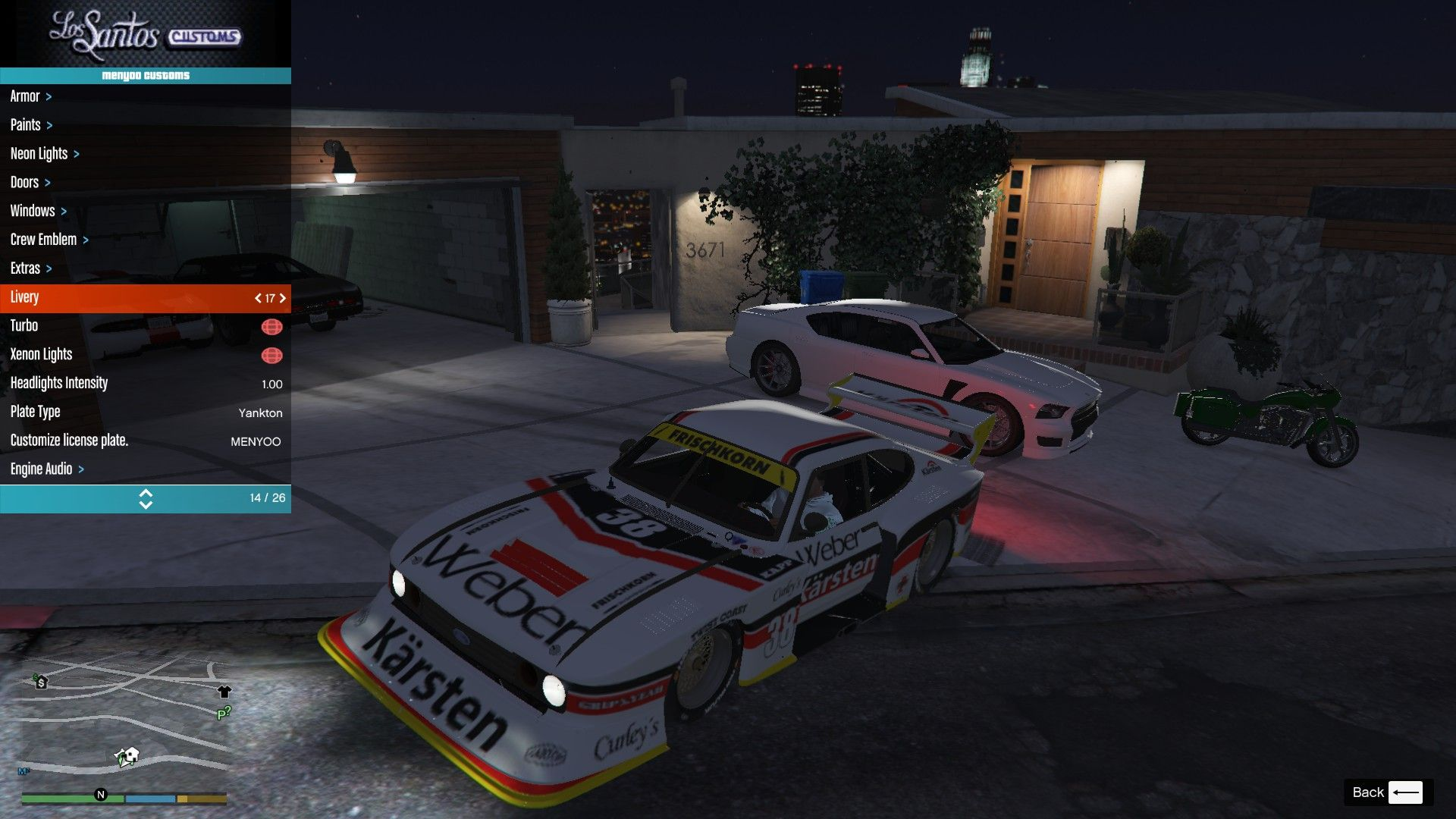 Ford Capri Group5 GTA5 Mods (16)