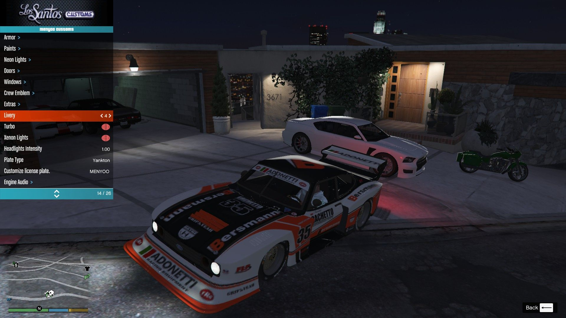 Ford Capri Group5 GTA5 Mods (4)
