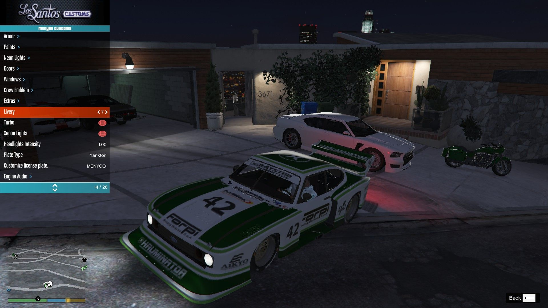 Ford Capri Group5 GTA5 Mods (7)