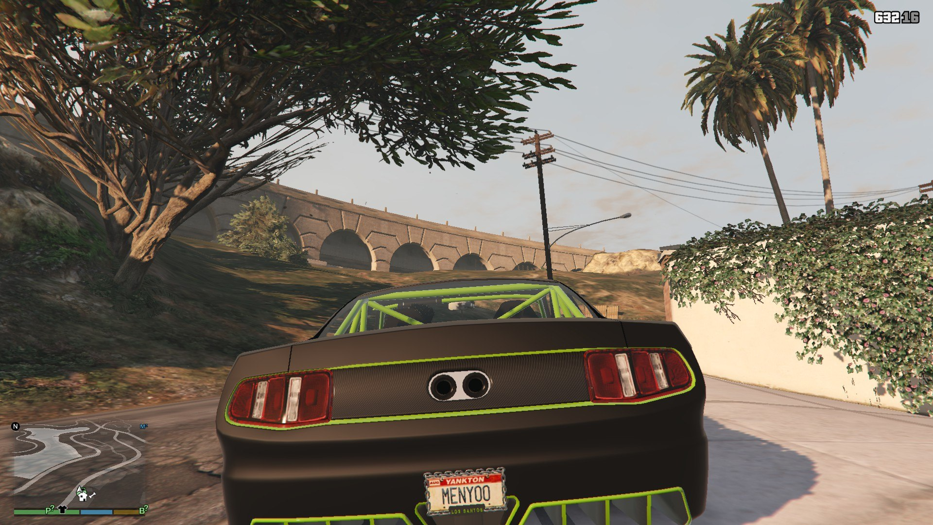 Ford Mustang GT Circuit Spec GTA5 Mods (3)