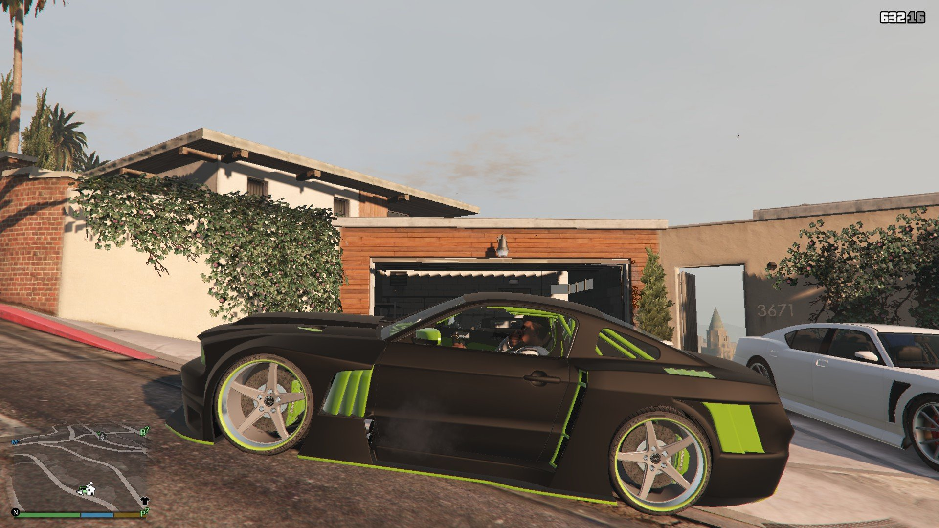 Ford Mustang GT Circuit Spec GTA5 Mods (4)