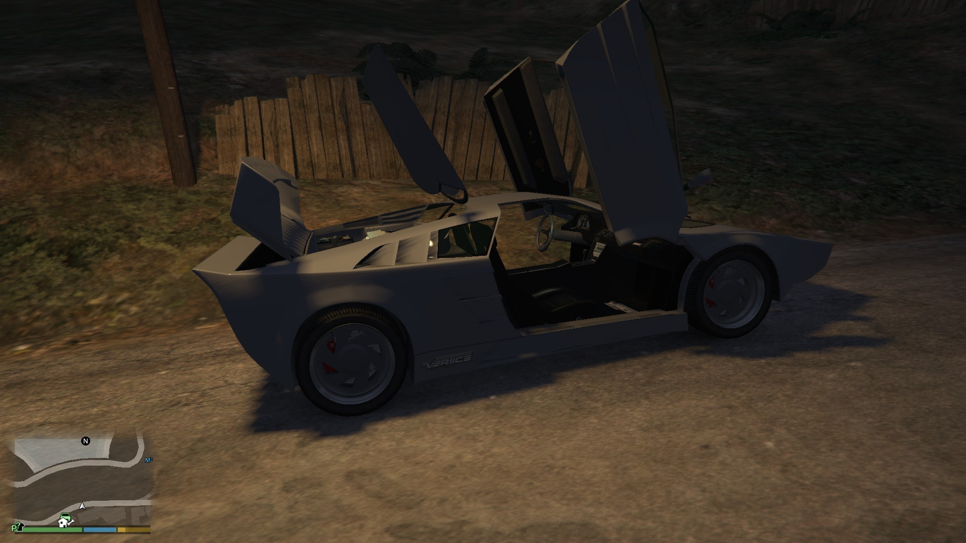 Hijak Vertice Car GTA5 Mods (2)
