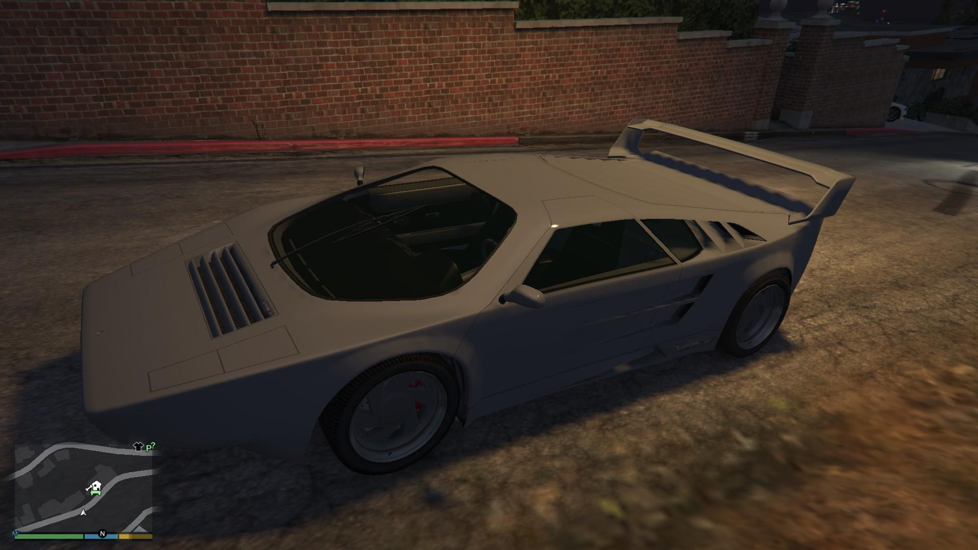 Hijak Vertice Car GTA5 Mods (4)