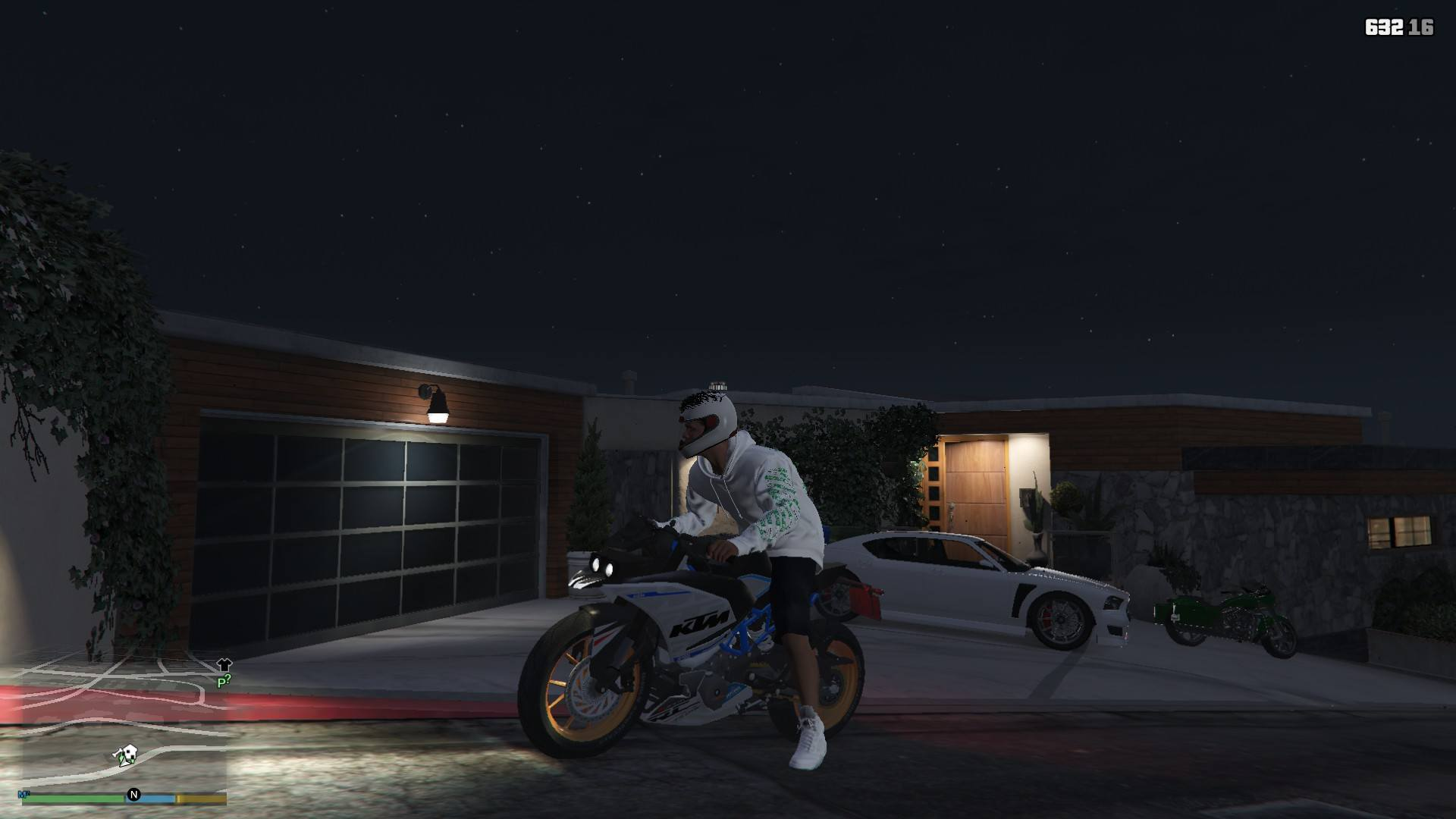 KTM RC 390 2014 GTA5 Mods (2)