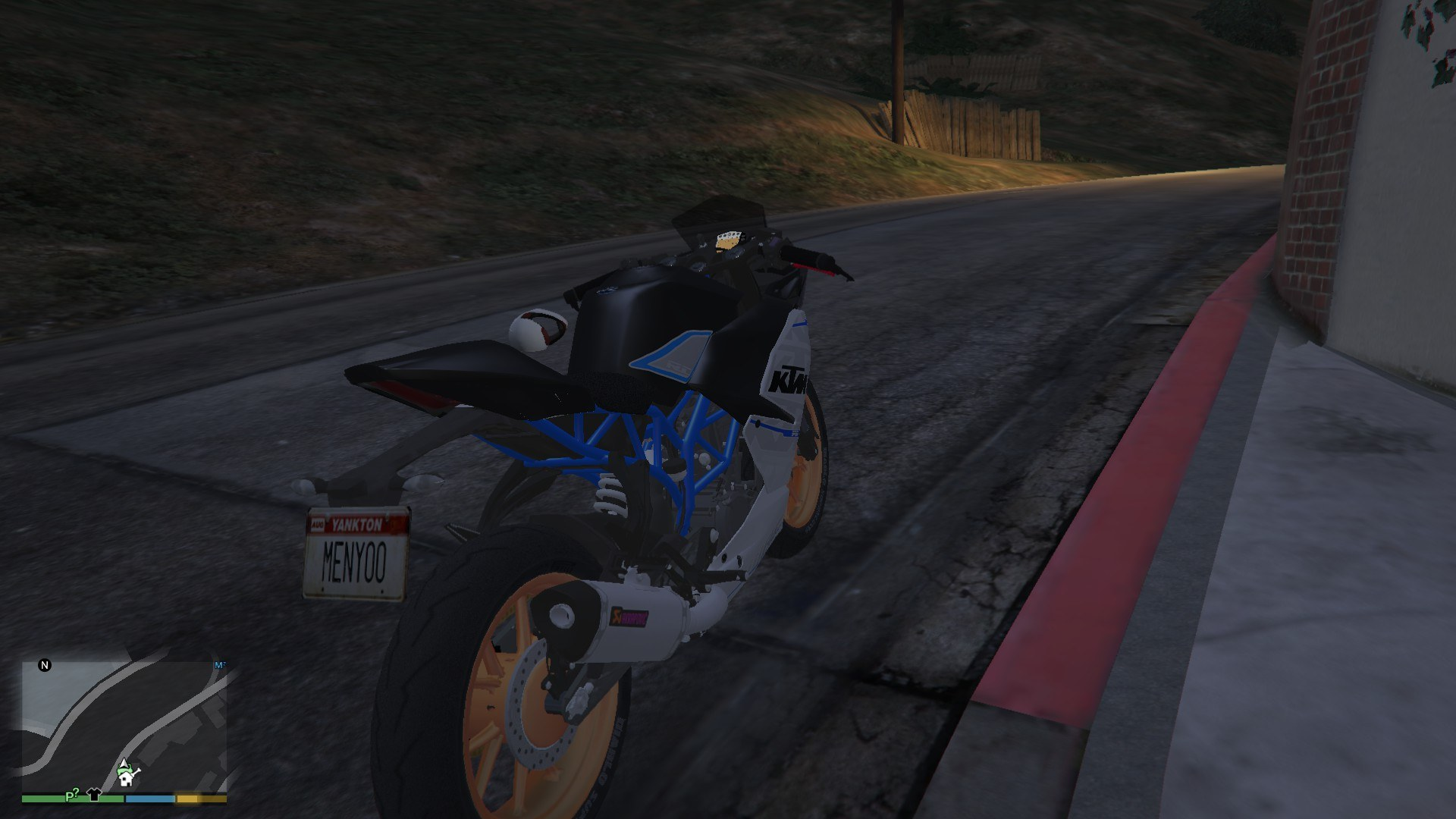 KTM RC 390 2014 GTA5 Mods (9)