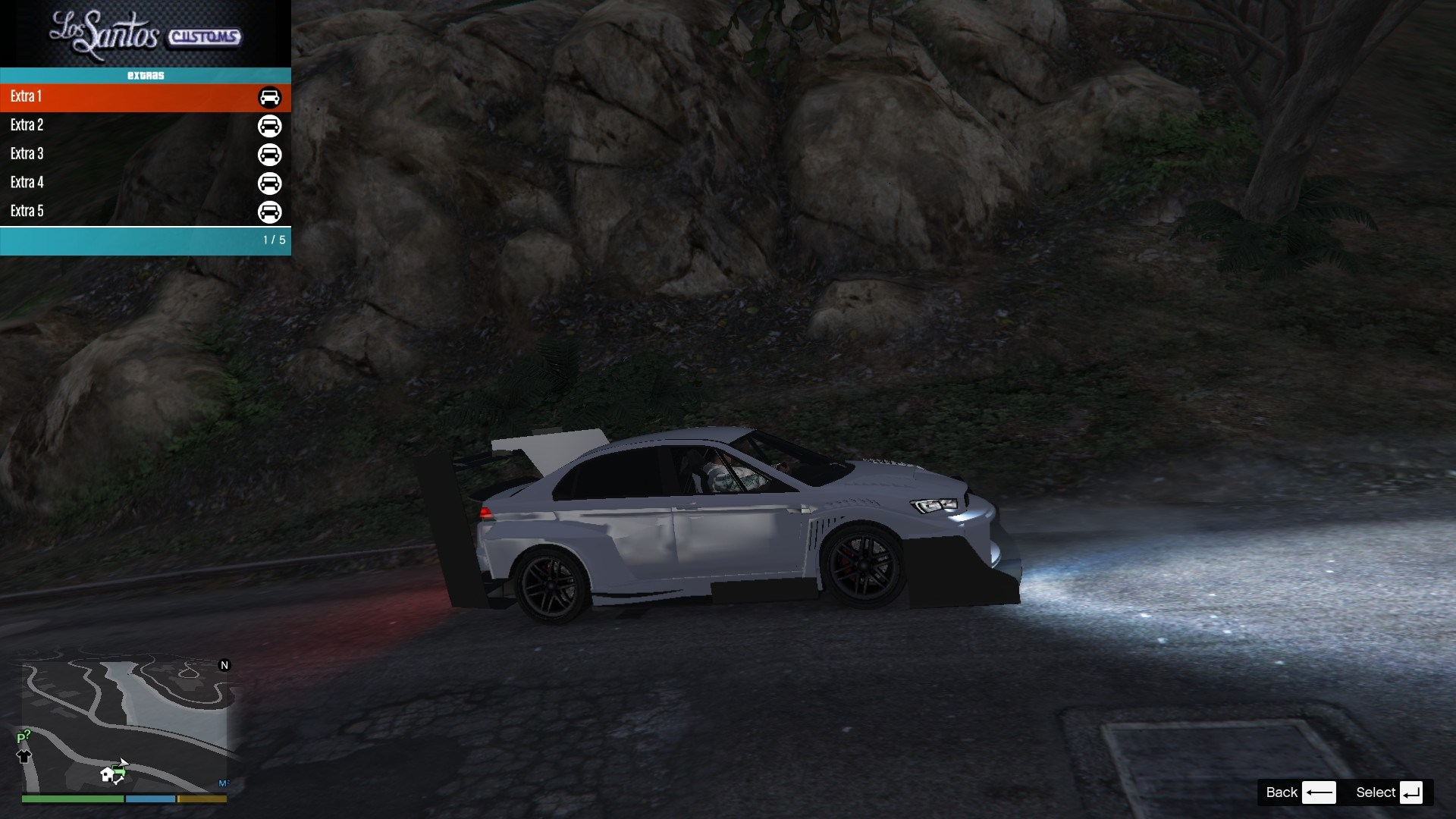 Karin Kuruma Time Attack MK.II GTA5 Mods (1)