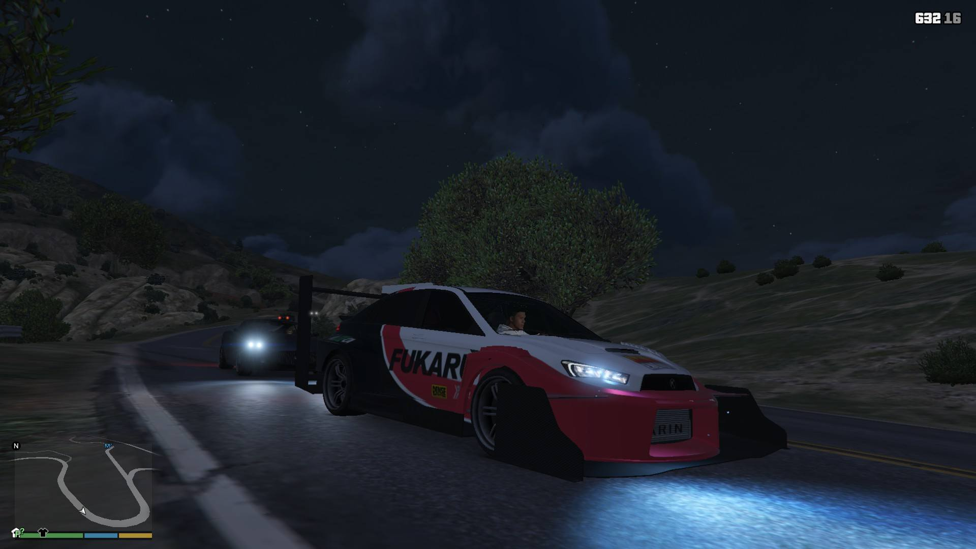 Karin Kuruma Time Attack MK.II GTA5 Mods (15)