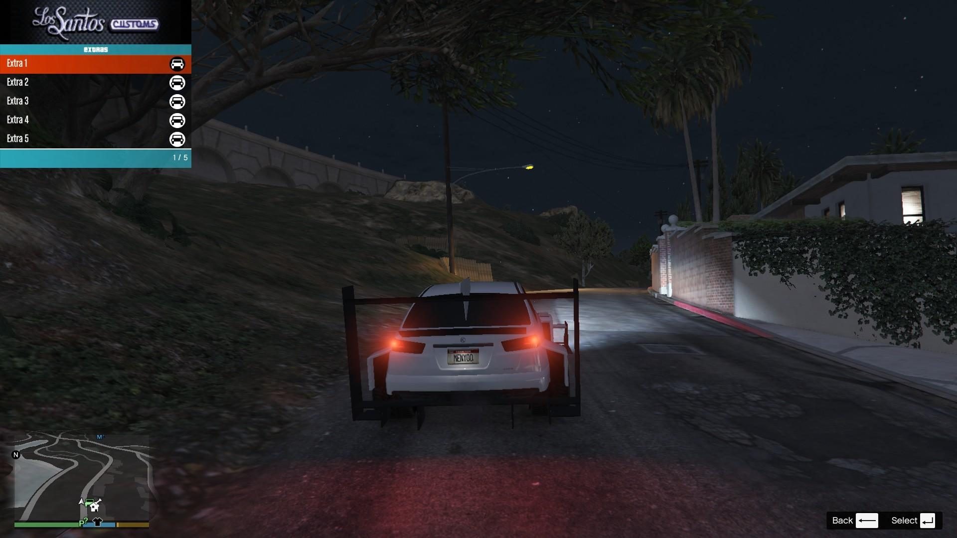 Karin Kuruma Time Attack MK.II GTA5 Mods (3)