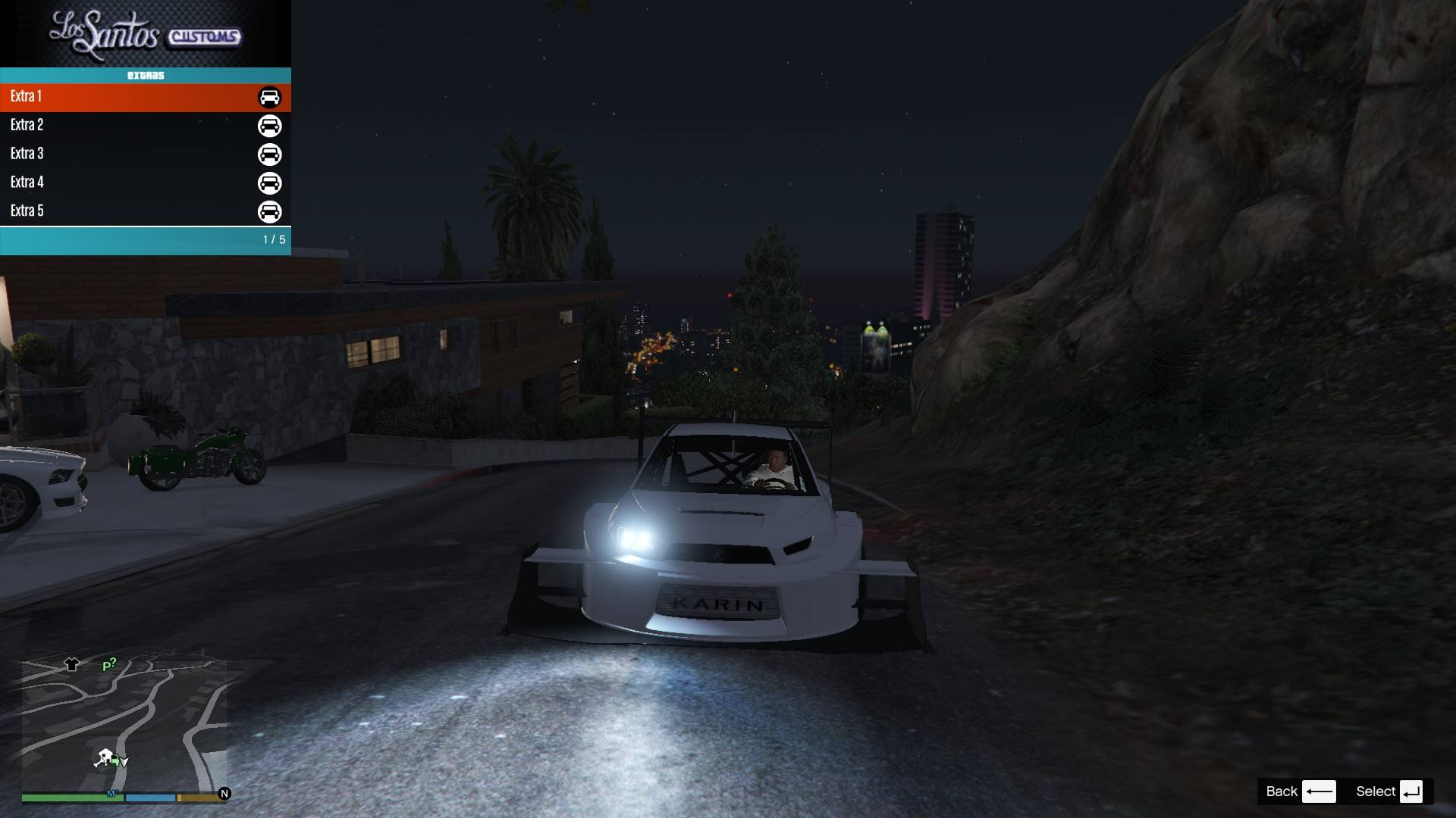 Karin Kuruma Time Attack MK.II GTA5 Mods (4)