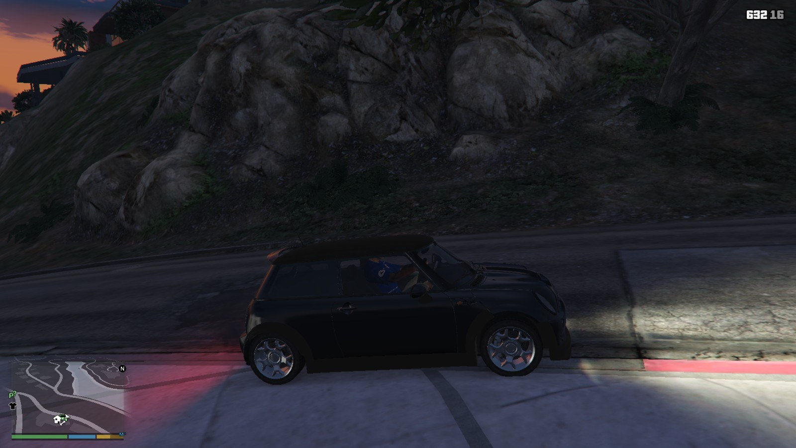 Mini Cooper S R53 GTA5 Mods (6)