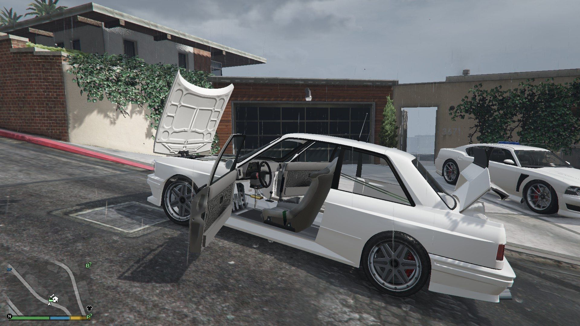 UberMacht Sentinel Classic DTM GTA5 Mods (2)