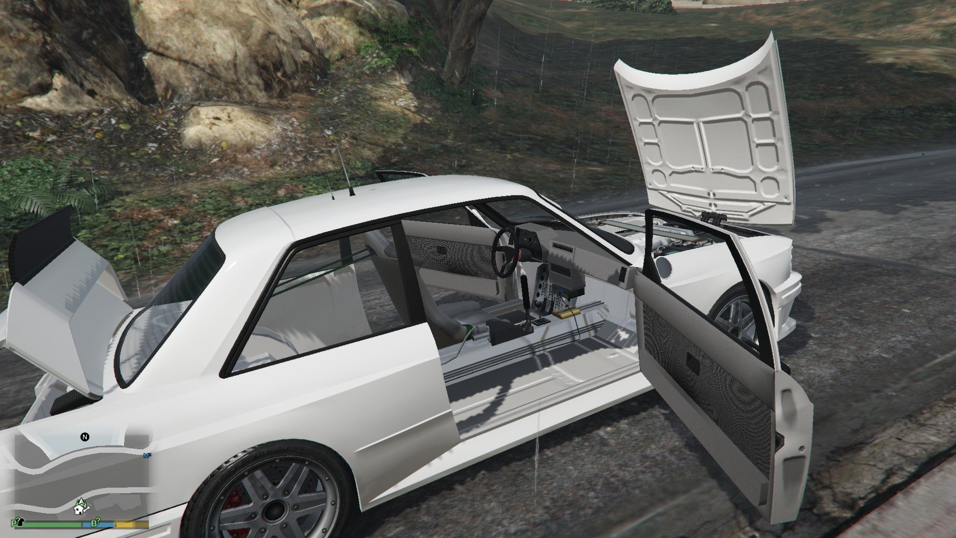 UberMacht Sentinel Classic DTM GTA5 Mods (3)