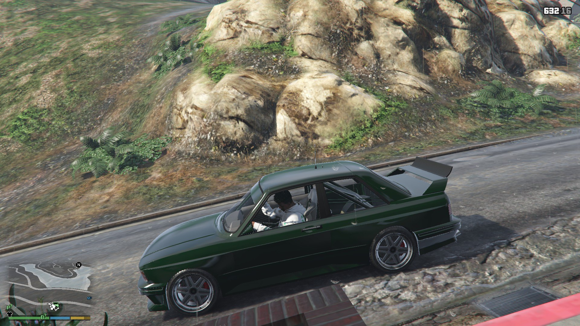 UberMacht Sentinel Classic DTM GTA5 Mods (6)