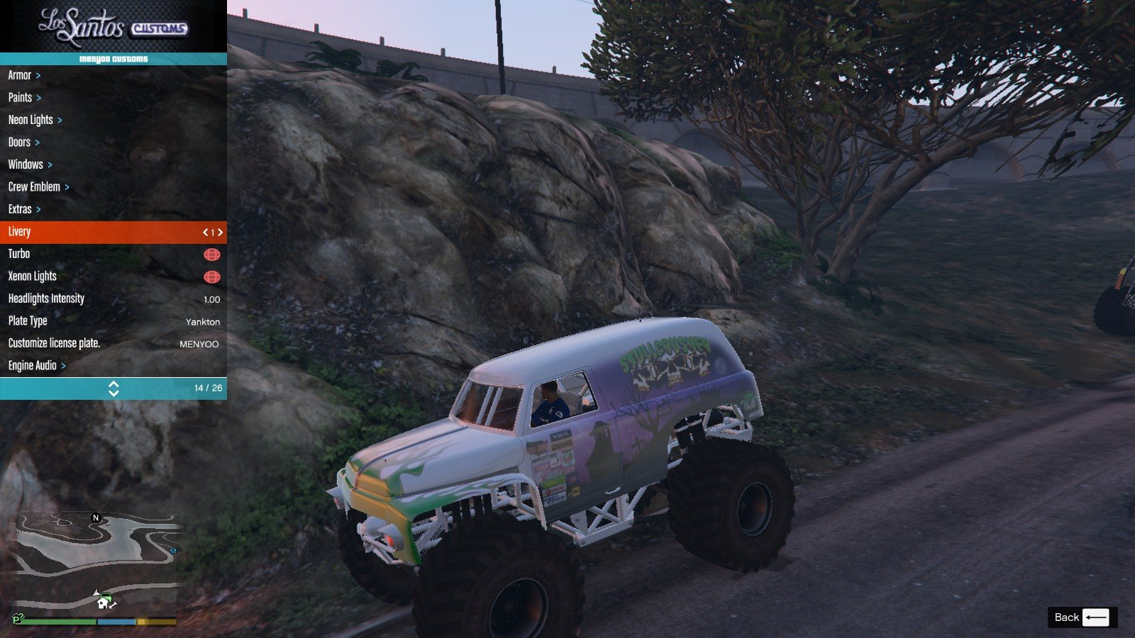 Vapid Skull Crusher GTA5 Mods (1)