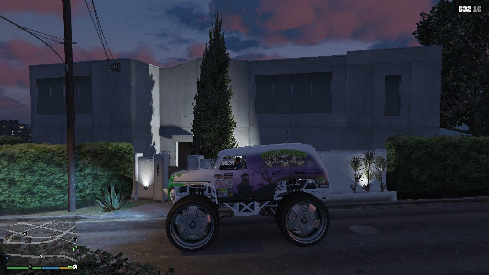 Vapid Skull Crusher GTA5 Mods (13)