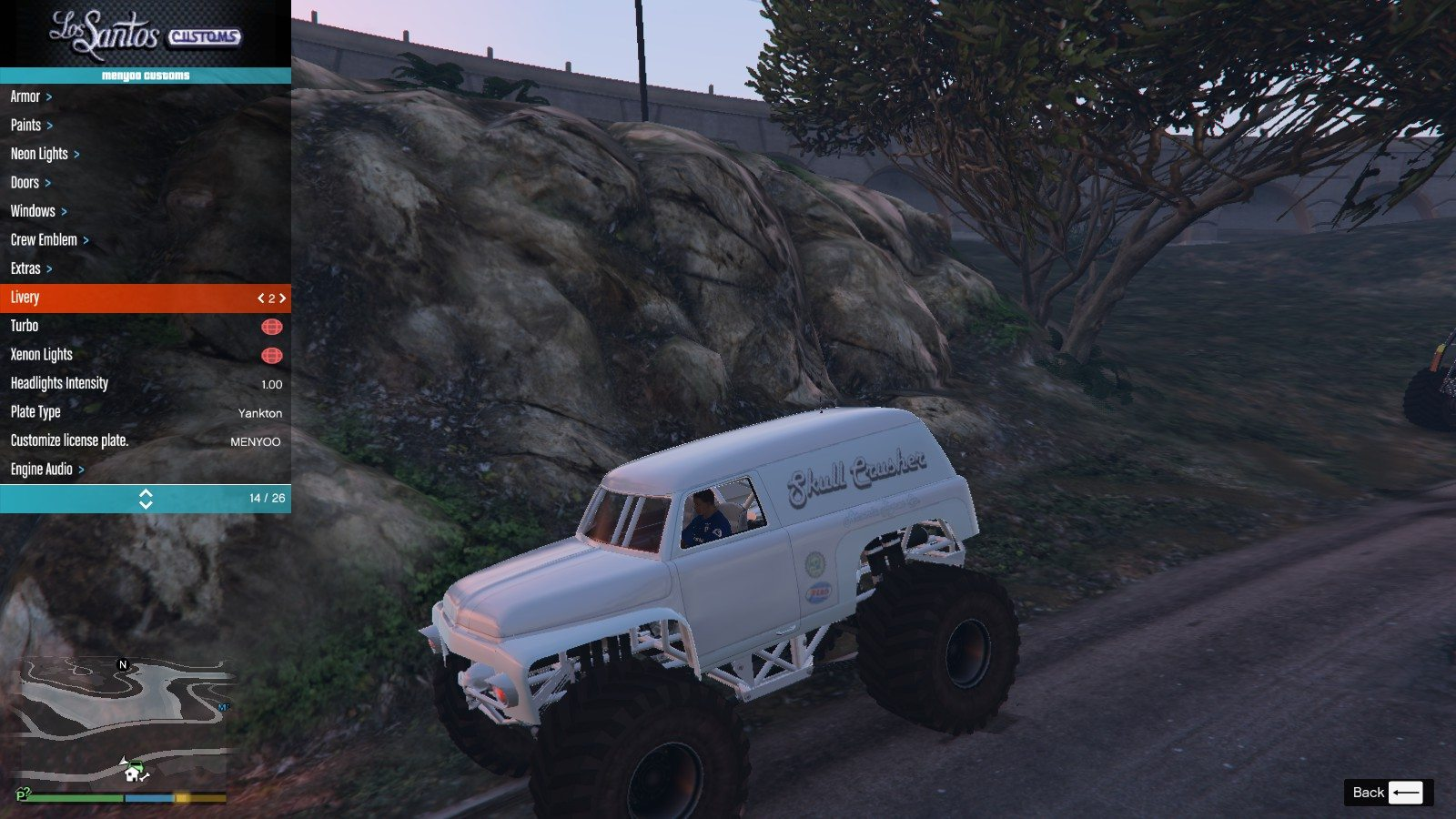 Vapid Skull Crusher GTA5 Mods (2)