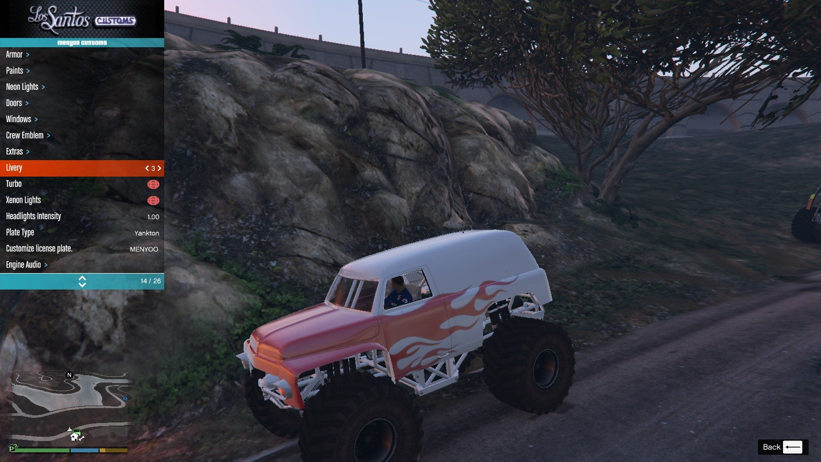 Vapid Skull Crusher GTA5 Mods (3)