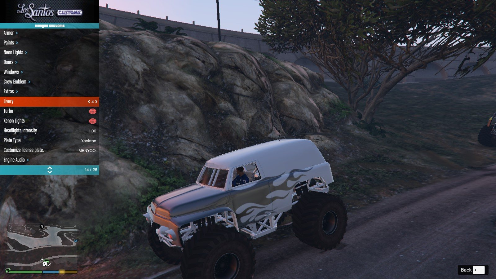 Vapid Skull Crusher GTA5 Mods (4)
