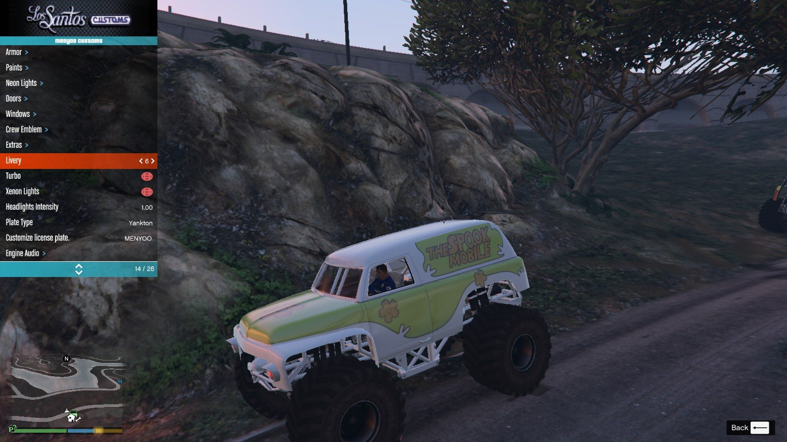 Vapid Skull Crusher GTA5 Mods (6)