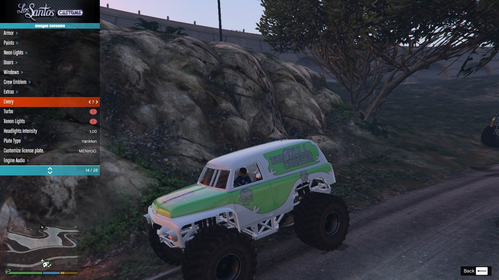 Vapid Skull Crusher GTA5 Mods (7)