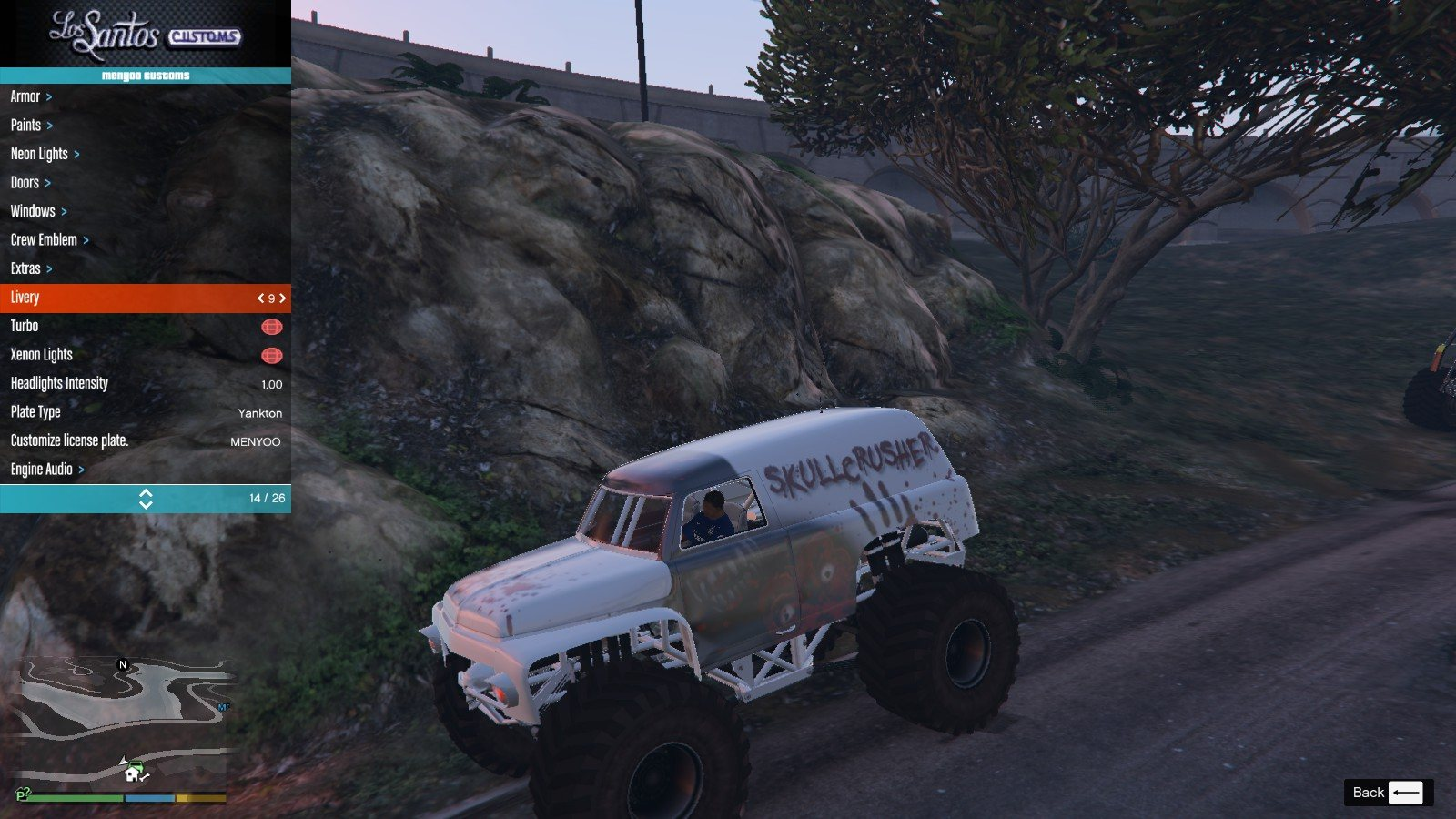Vapid Skull Crusher GTA5 Mods (9)