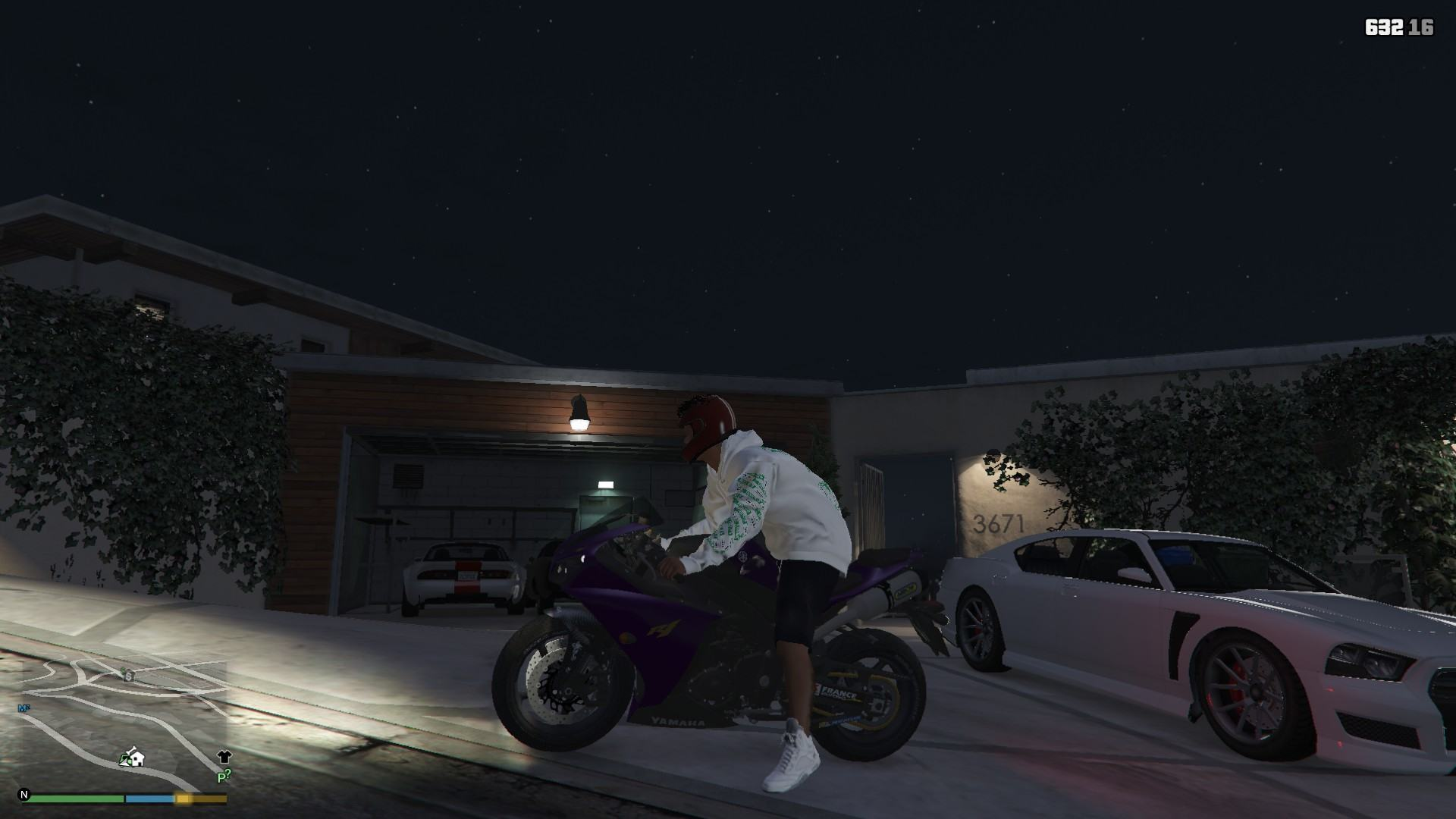 Yamaha R1 2014 GTA5 Mods (1)