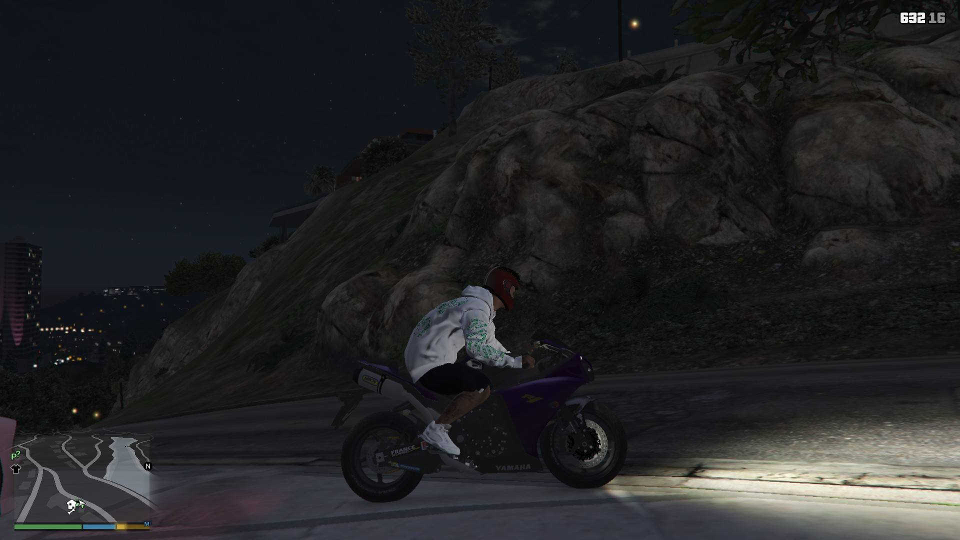 Yamaha R1 2014 GTA5 Mods (2)