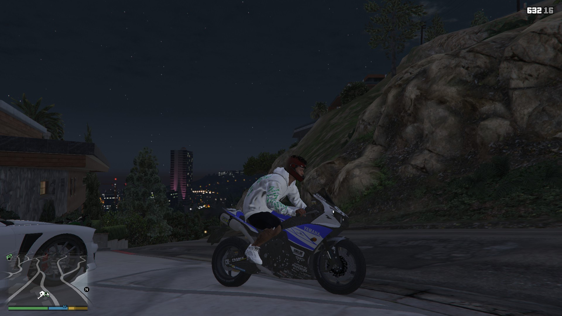 Yamaha R1 2014 GTA5 Mods (6)