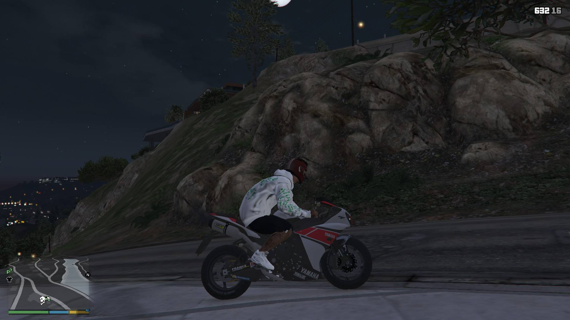 Yamaha R1 2014 GTA5 Mods (8)