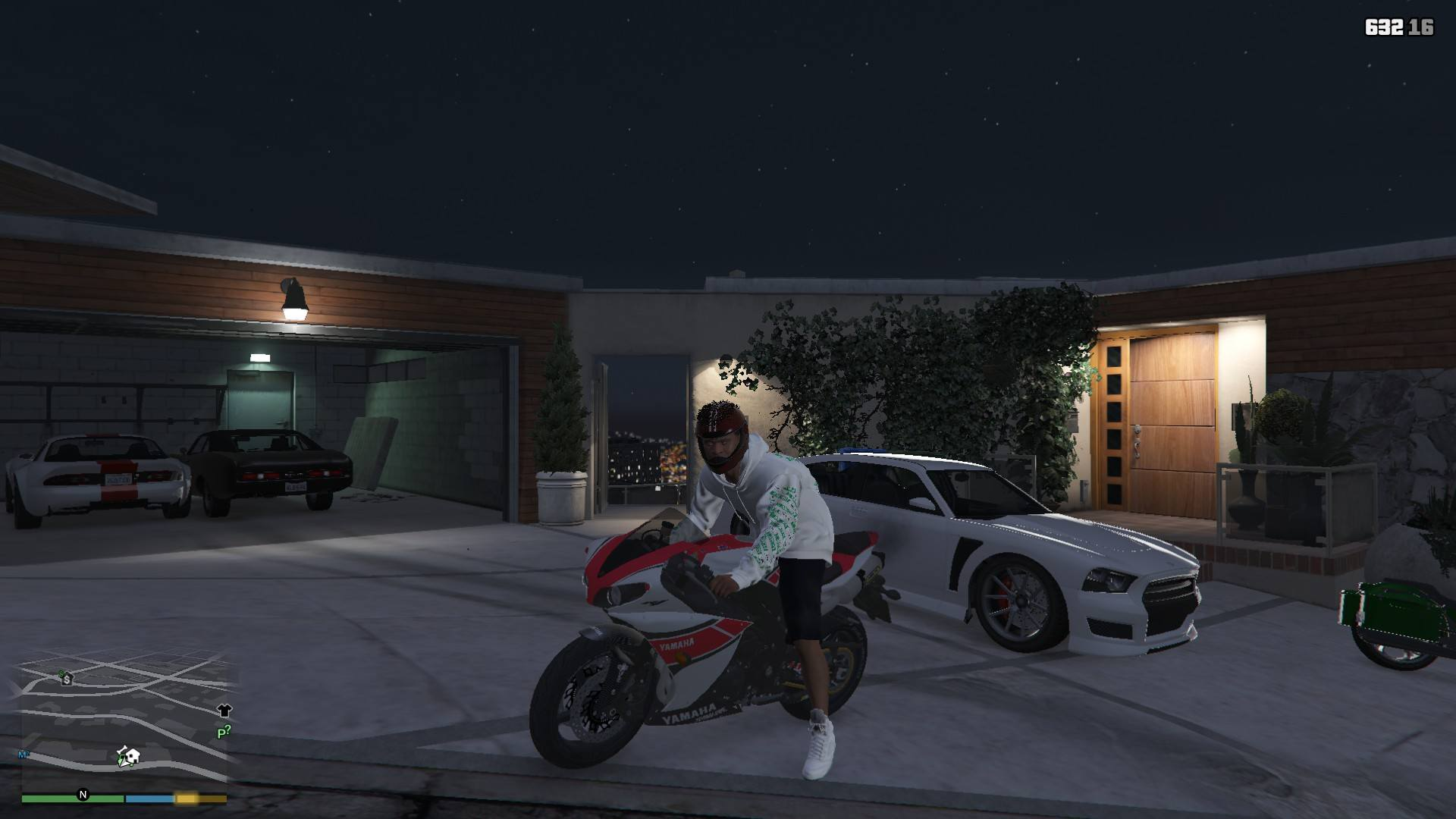 Yamaha R1 2014 GTA5 Mods (9)