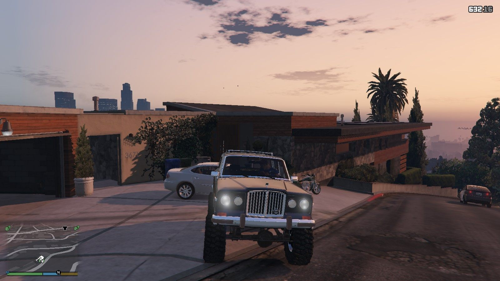 1990 Jeep Grand Wagoneer GTA5 Mods (2)