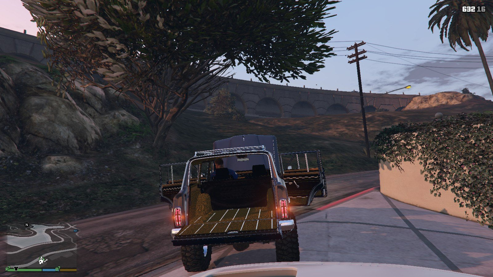 1990 Jeep Grand Wagoneer GTA5 Mods (7)