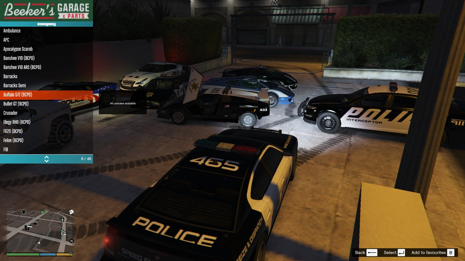 BCPD Car Pack GTA5 Mods (1)