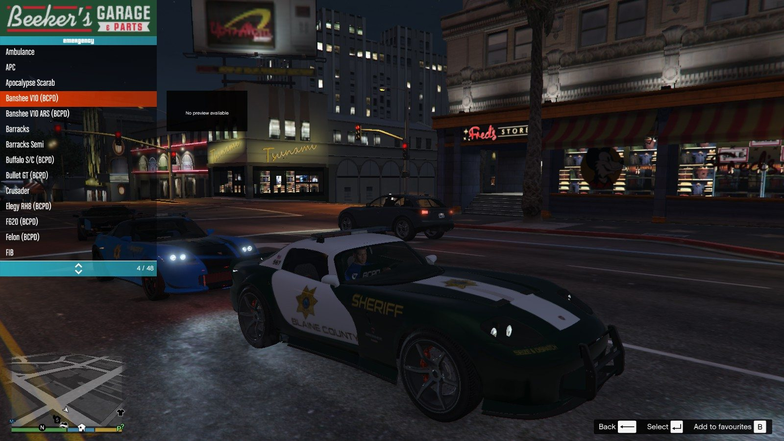 BCPD Car Pack GTA5 Mods (11)