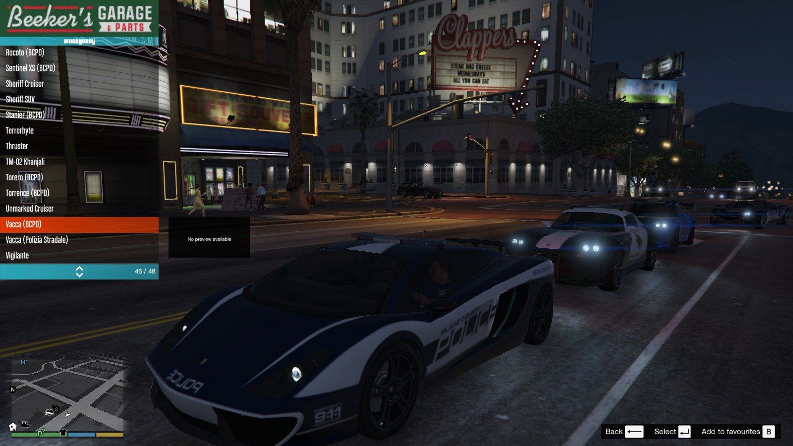 BCPD Car Pack GTA5 Mods (12)