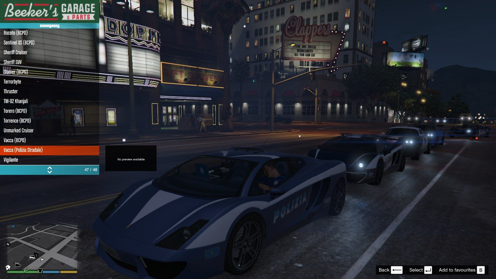 BCPD Car Pack GTA5 Mods (13)