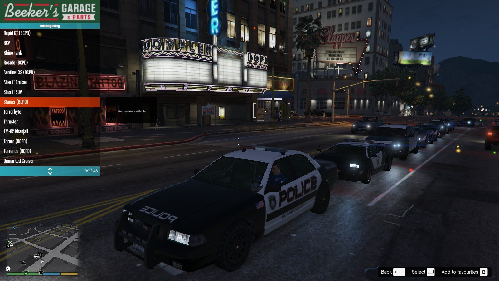 BCPD Car Pack GTA5 Mods (16)