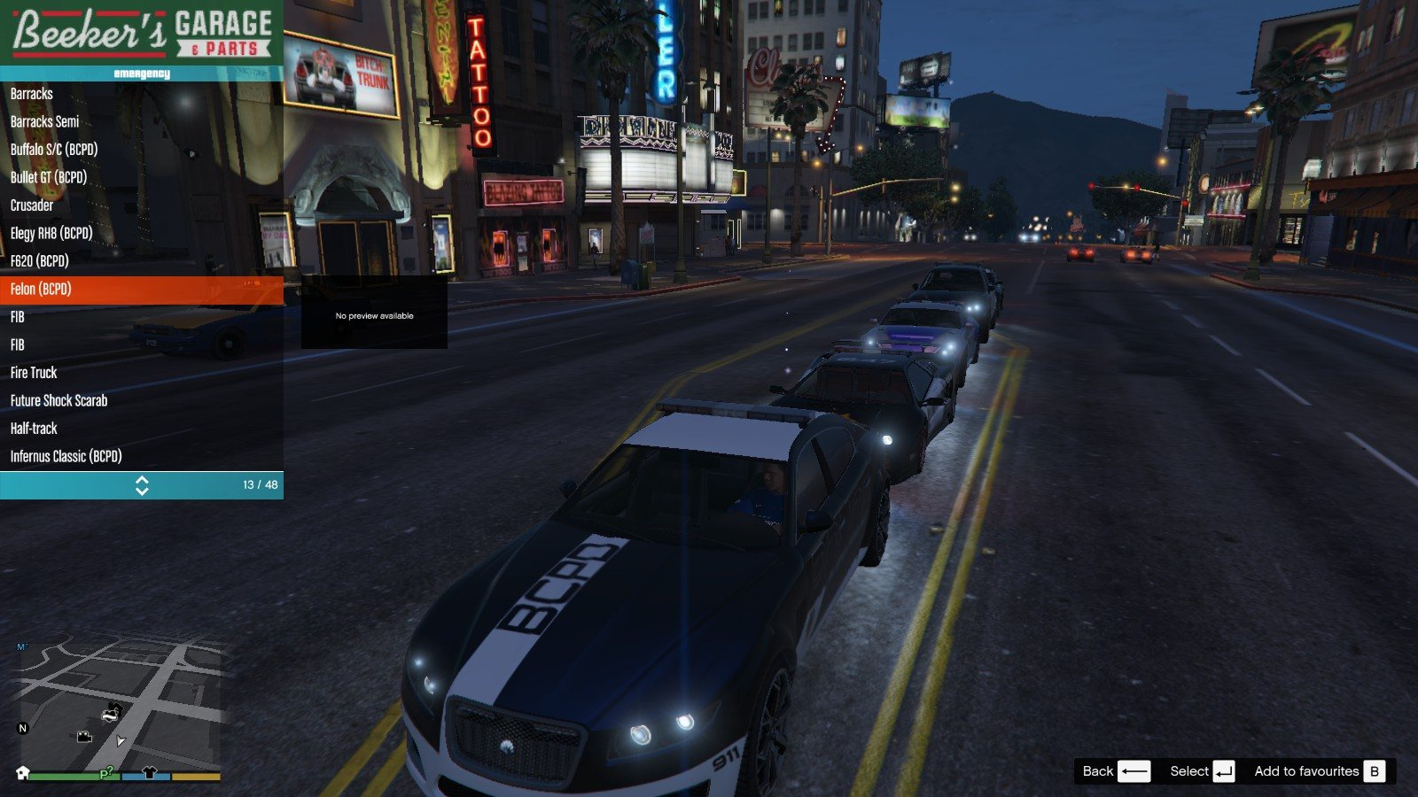 BCPD Car Pack GTA5 Mods (21)