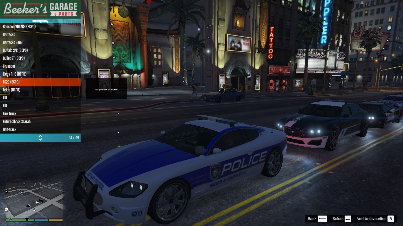 BCPD Car Pack GTA5 Mods (22)