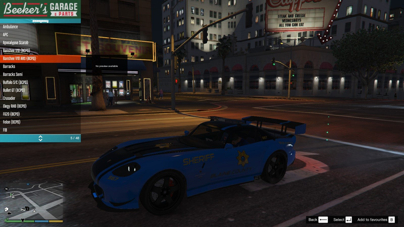 BCPD Car Pack GTA5 Mods (8)