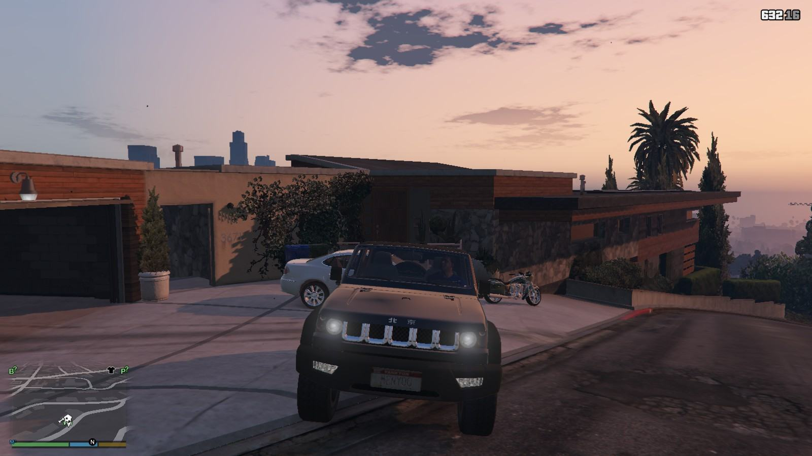 BJ40 GTA5 Mods (2)