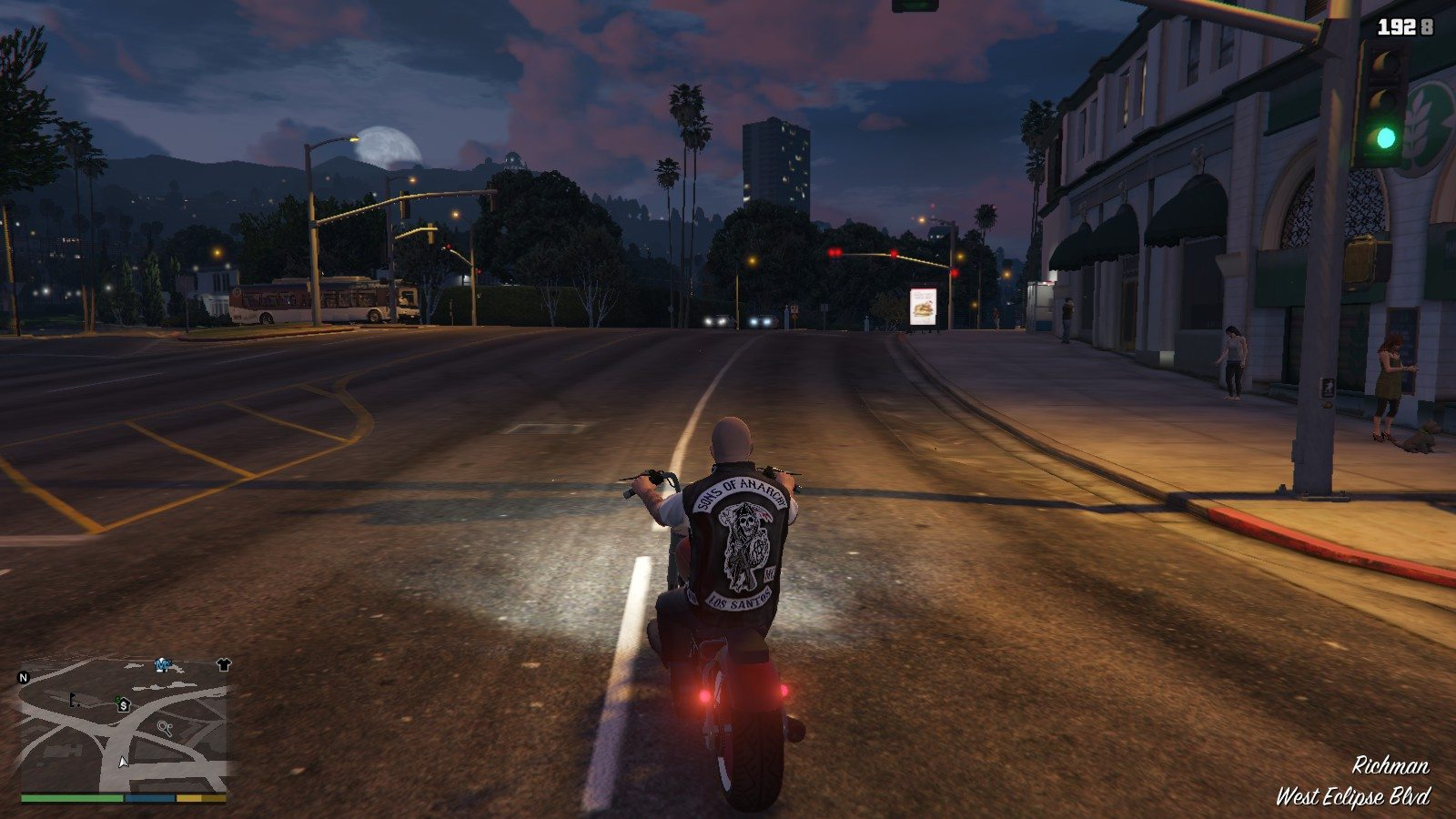Biker Shirt Sons Of Anarchy GTA5 Mods (5)