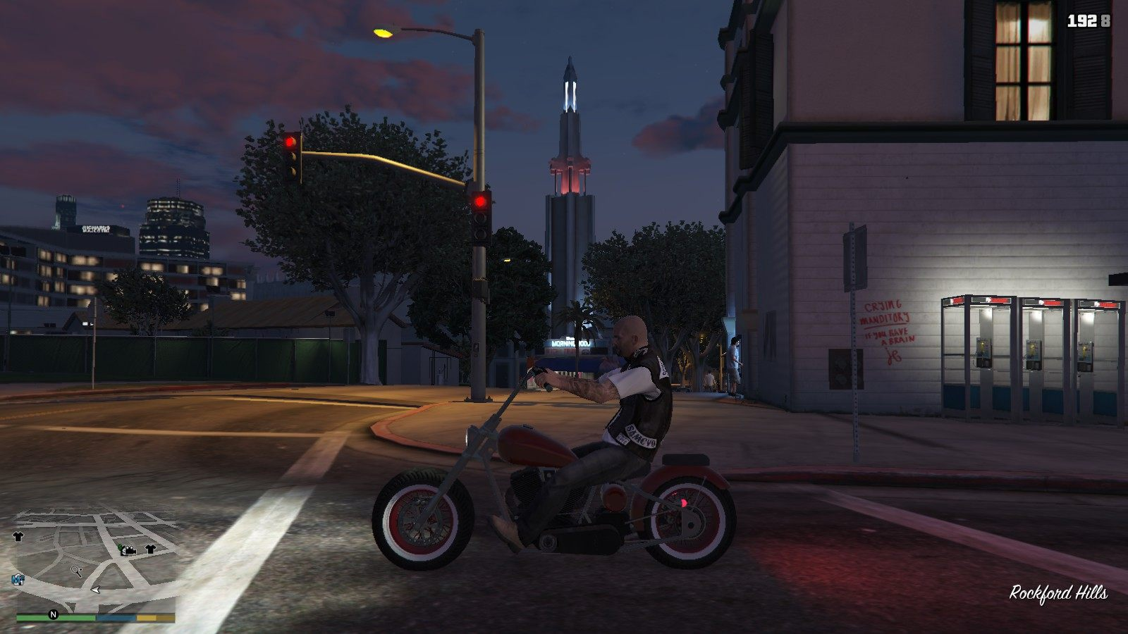 Biker Shirt Sons Of Anarchy GTA5 Mods (6)