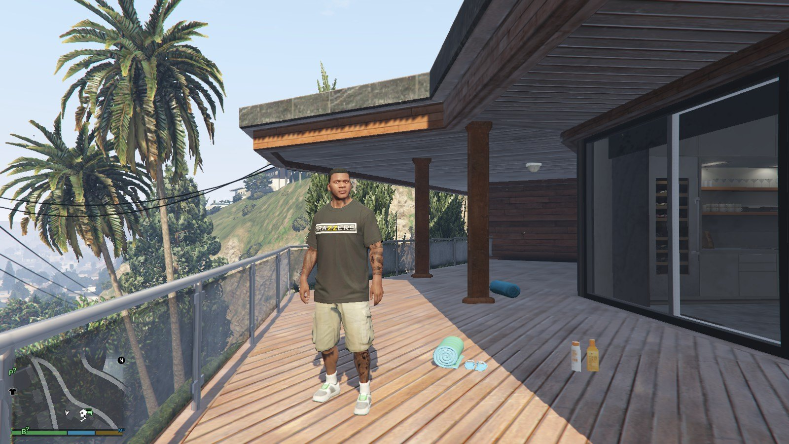 Brazzer T-Shirt GTA5 Mods (1)