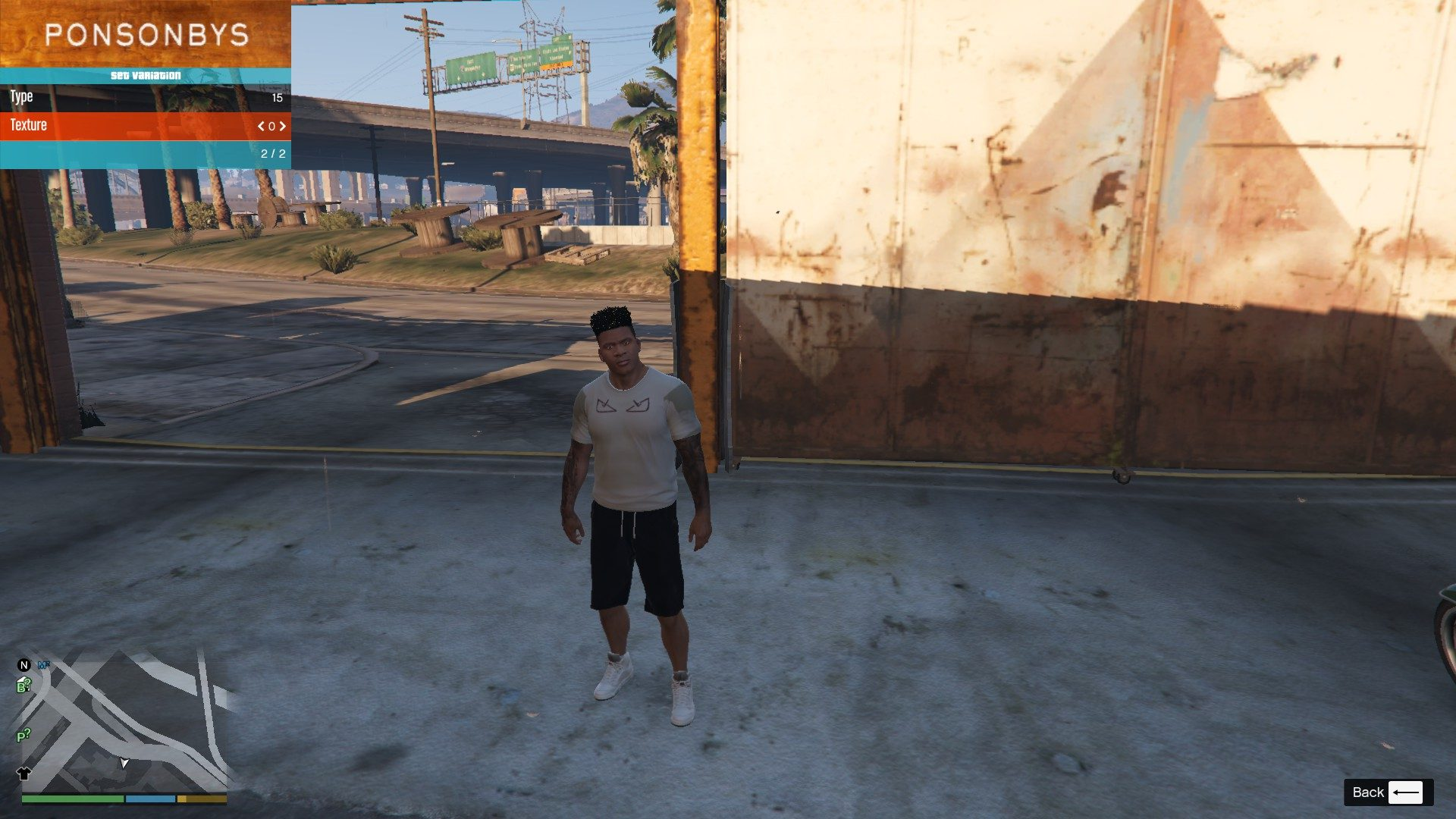 Clothing Pack For Franklin GTA5 Mods (1)