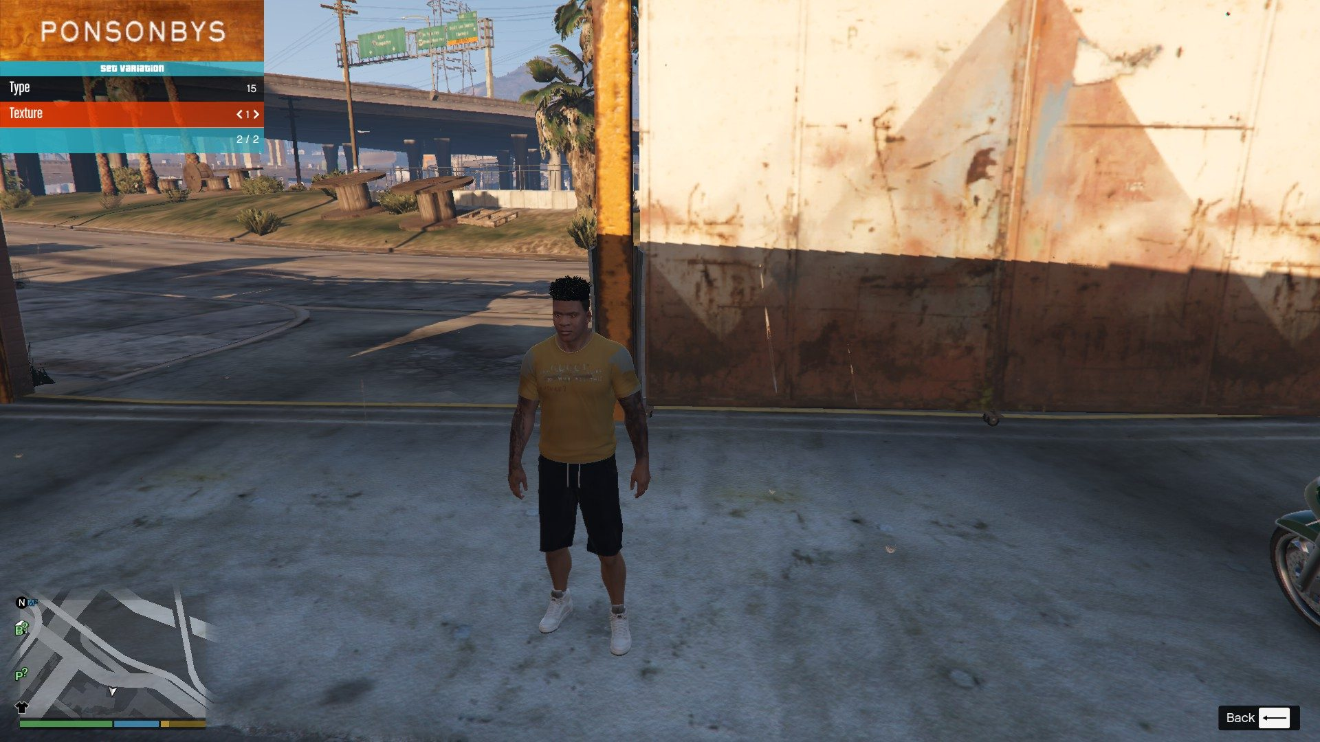Clothing Pack For Franklin GTA5 Mods (2)