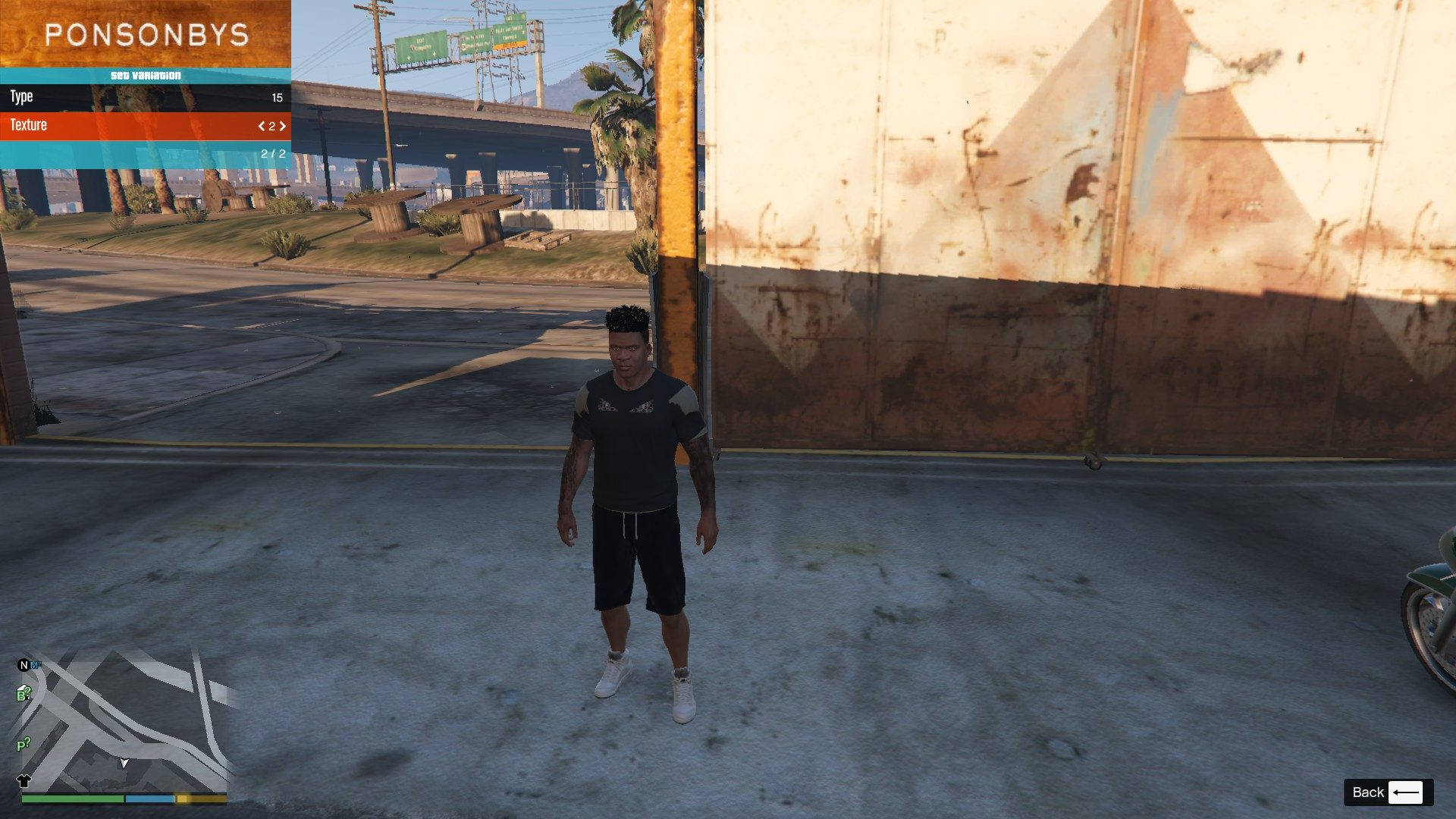 Clothing Pack For Franklin GTA5 Mods (3)