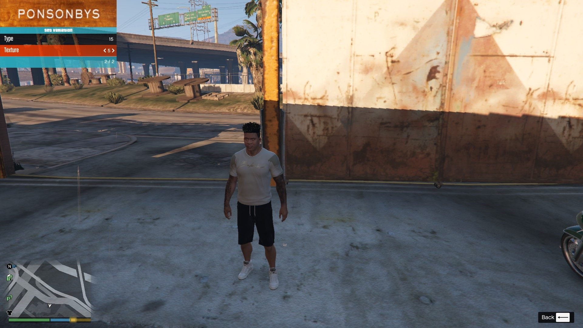 Clothing Pack For Franklin GTA5 Mods (6)