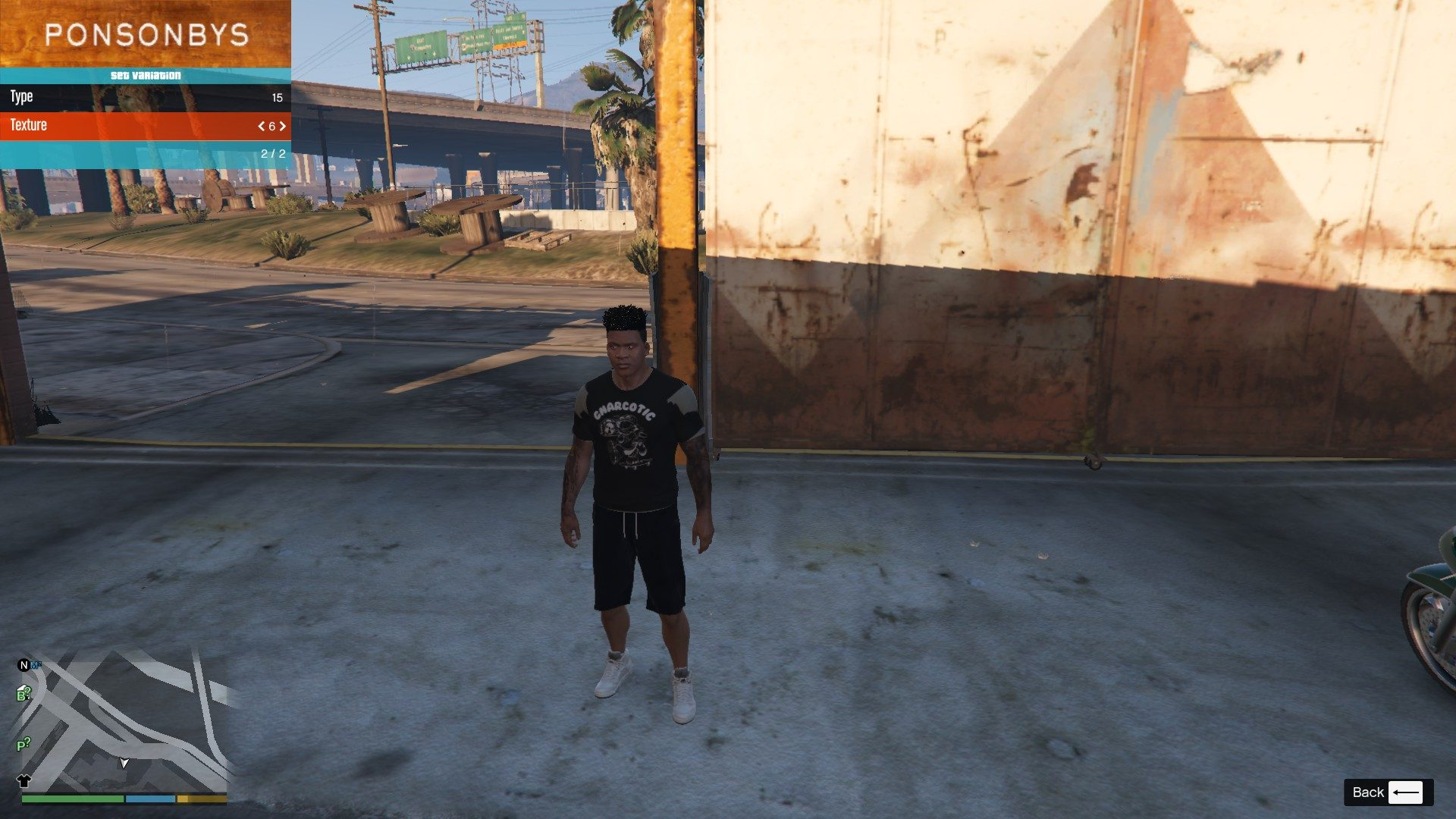 Clothing Pack For Franklin GTA5 Mods (7)