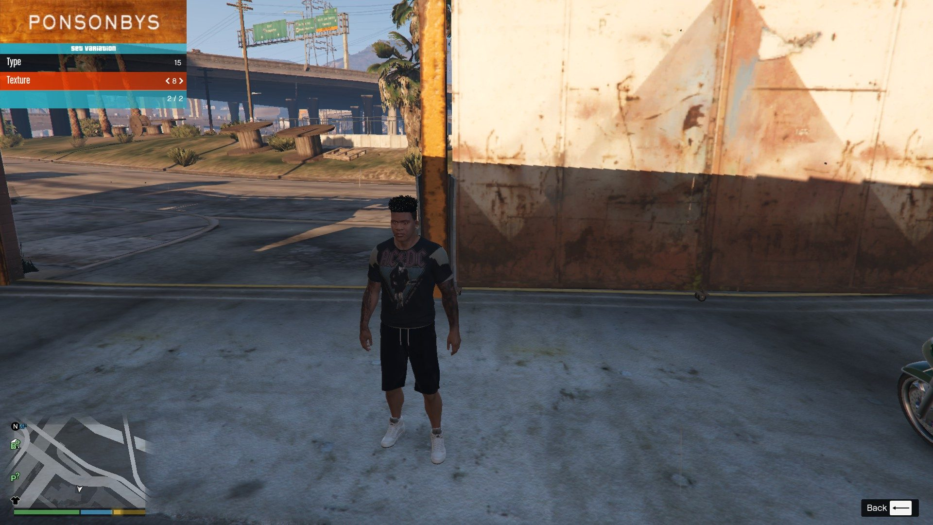 Clothing Pack For Franklin GTA5 Mods (8)